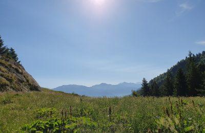 vue montagne sybelles