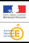 Logo ministère de l'éducation nationale
